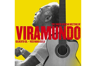 Gilberto Gil;Vusi Mahlasela - The South African Meeting Of Viramundo [CD]