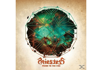 Priestess - Prior To The Fire - (Vinyl)