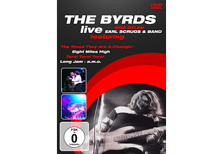 The Byrds, Earl Scruggs & His Band, Bob Dylan - Live - (DVD)