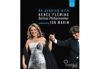 Fleming/Marin/BP - An Evening With Renee Fleming - (Blu-ray)