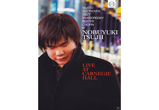 Nobuyuki Tsujii - Live At Carnegie Hall - (DVD)