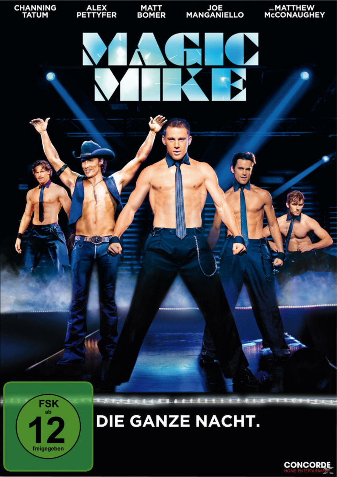 Magic Mike - (DVD)
