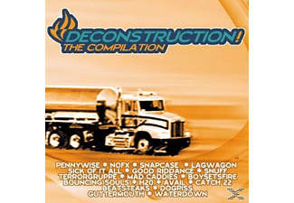 Various - Deconstruction! The Compilation [CD]