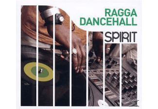 VARIOUS - Spirit Of Ragga Dancehall - (CD)