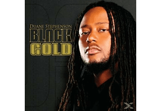 Duane Stephenson - Black Gold - (CD)