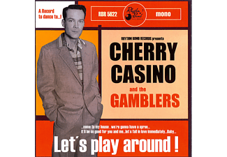 Cherry Casino, The Gamblers - Let's Play Around [CD]