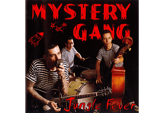Mystery Gang - Jungle Fever [CD]