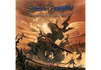 Luca Turilli - Demonheart - (CD)