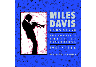 Miles Davis - Chronicle: The Complete Prestige Recordings 51-56 [CD]