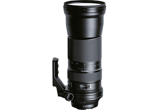 TAMRON SP 150-600mm F/5-6.3 Di VC USD 150 mm-600 mm Objektiv f/5-6.3, System: Sony A-Mount, Schwarz
