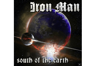 Iron Man - South Of The Earth [CD]