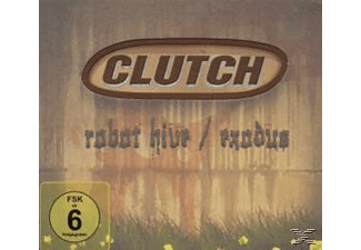 Clutch - Robot Hive/Exodus (Re-Release Incl.Bonus Dvd) [CD + DVD Video]
