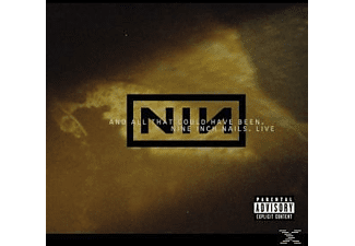 Nine Inch Nails - Live: And All That Could Have [CD]