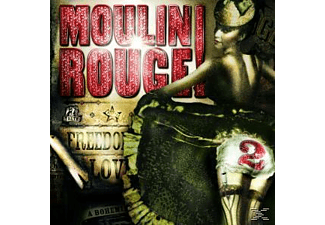 Film Soundtrack, OST/VARIOUS - Moulin Rouge 2 [CD]