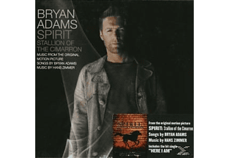 Bryan Adams - Spirit-Der Wilde Mustang [CD]