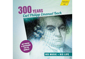 Helmuth Rilling/Gächinger Kantorei/+ - 300 Years Carl Philipp Emanuel Bach [CD]