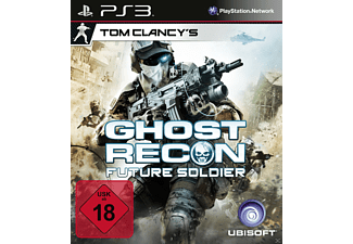 Tom Clancy's Ghost Recon: Future Soldier - PlayStation 3 - USK: Ab 18 Jahren