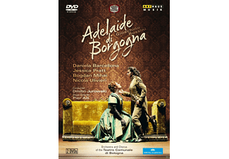 Chorus Of The Theatro Comunale Di Bologna, Orchestra Of The Theatro Comunale Di Bologna - Rossini: Adelaide Di Borgogna - (DVD)