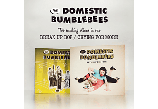 The Domestic Bumblebees - Break Up Bop & Crying For More (Reissue) [CD]