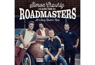 Simon Crashly;The Roadmasters - It's Only Rock'n'roll [CD]