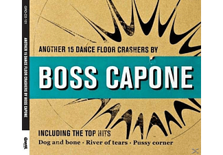 Boss Capone - Another 15 Dance Floor Crashers - (CD)