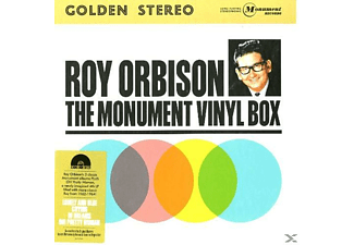 Roy Orbison - Monument Vinyl Box - (Vinyl)