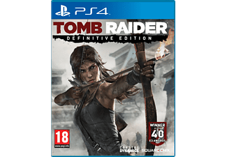 Tomb Raider Definitive Edition FR/NL PS4