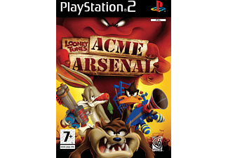 Looney Tunes: Acme Arsenal PS2