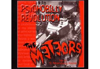 The Meteors - Psychobilly Revolution [CD]