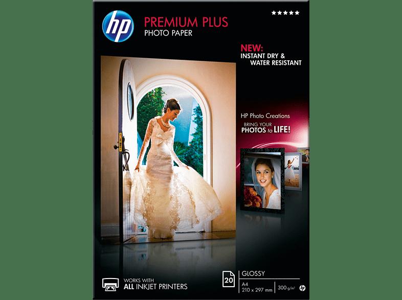 HEWLETT PACKARD Premium Plus Glossy Photo Paper A4 - (CR672A) laptop  tablet  computing  εκτύπωση   μελάνια χαρτί εκτύπωσης
