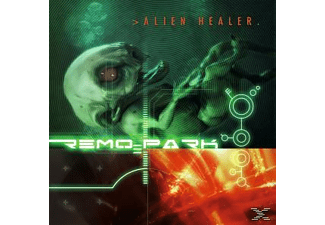 Remo Park - Alien Healer - (CD)
