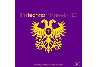 VARIOUS - Techno Mix Session 1.0 - (CD)