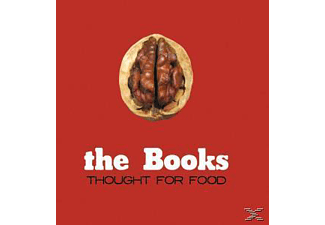 The Books - Thought For Food (Reissue) - (Vinyl)