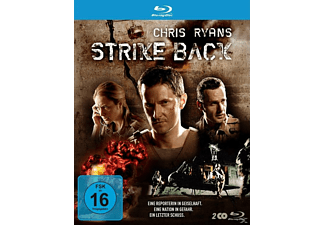 CHRIS RYANS STRIKE BACK - (Blu-ray)
