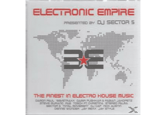 VARIOUS - Electronic Empire - (CD)