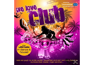 VARIOUS - We Love Club - (CD)
