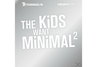 VARIOUS - The Kids Want Minimal Ii [CD]