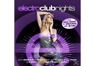 VARIOUS - Electro Club Nights - (CD)