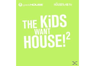 VARIOUS - The Kids Want House Ii - (CD)