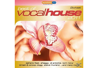 VARIOUS - Best Of Vocal House 2011 - (CD)