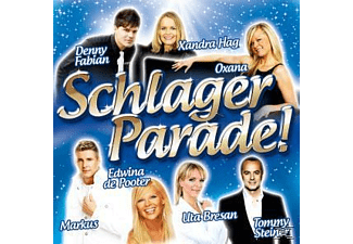 VARIOUS - Schlagerparade [CD]