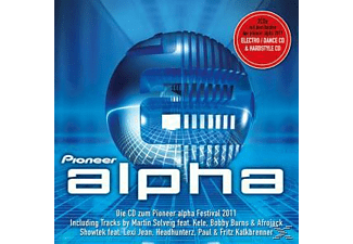 VARIOUS - Pioneer Alpha Festival - (CD)