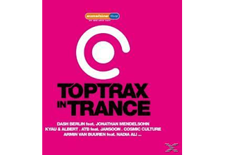 VARIOUS - Toptrax In Trance - (CD)