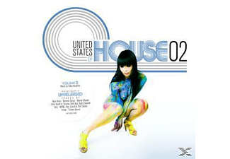 VARIOUS - United States Of House Vol.2 - (CD)
