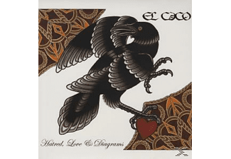 El Caco - Hatred, Love And Diagrams [Vinyl]