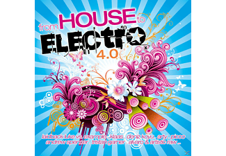 VARIOUS - From House To Electro 4.0 - (CD)