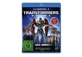 Transformers Prime, Folge 1 - Die dunkle Macht erhebt sich [Blu-ray]