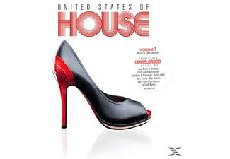 VARIOUS - United States Of House - (CD)