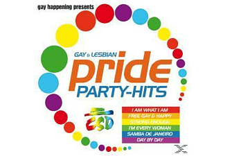 VARIOUS - Pride Party Hits - (CD)