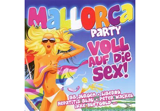 VARIOUS - Mallorca Party: Voll Auf Die Sex [CD]